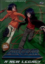 Air Gear: A New Legacy - Volume 3 Movie