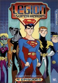 Legion Of Superheroes: Volume 1 Movie