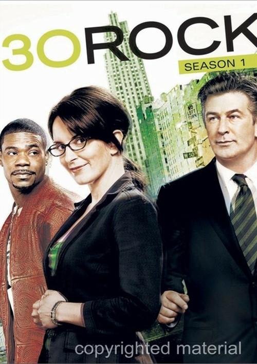 30 Rock: Season 1 Movie