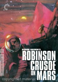 Robinson Crusoe On Mars: The Criterion Collection Movie