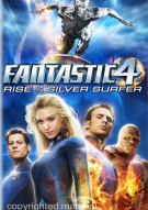 Fantastic Four: Rise Of The Silver Surfer Movie