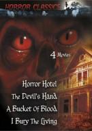 Horror Classics: Volume 4 Movie