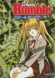 School Rumble: Volume 3 Movie