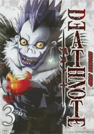 Death Note: Volume 3 - With Limited Edition Figurine Movie