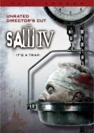 Saw IV: Unrated Directors Cut (Fullscreen) Movie
