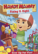 Handy Manny: Fixing It Right Movie