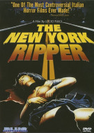 New York Ripper, The Movie