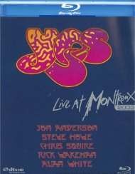 Yes: Live At Montreux 2003 Blu-ray