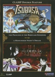 Tsubasa: The Movie / XXX-HOLiC: The Movie (Clamp Double Feature) Movie
