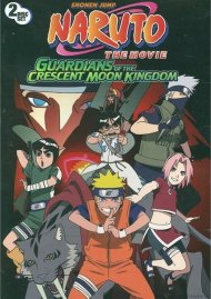 Naruto: The Movie - Guardians of the Crescent Moon Kingdom Movie