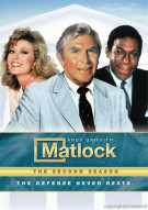 Matlock: The Second Season Movie