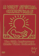 Very Special Christmas, A: The 20th Anniversary Music Video Collection Movie