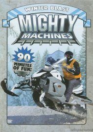 Mighty Machines: Winter Blast Movie