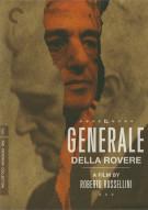 Il Generale Della Rovere: The Criterion Collection Movie