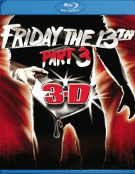 Friday The 13th: Part 3 - 3D Blu-ray