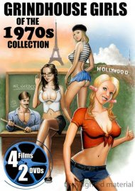 Grindhouse Girls Of The 1970s Collection Movie
