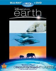 Earth Blu-ray