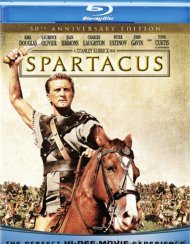 Spartacus: 50th Anniversary Edition Blu-ray