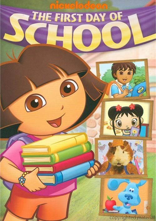 Nickelodeon Favorites The First Day Of School Dvd 2010
