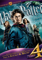Harry Potter And The Goblet Of Fire: Ultimate Edition Movie