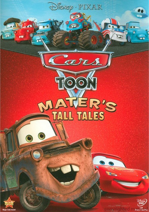 Mater S Tall Tales Cars