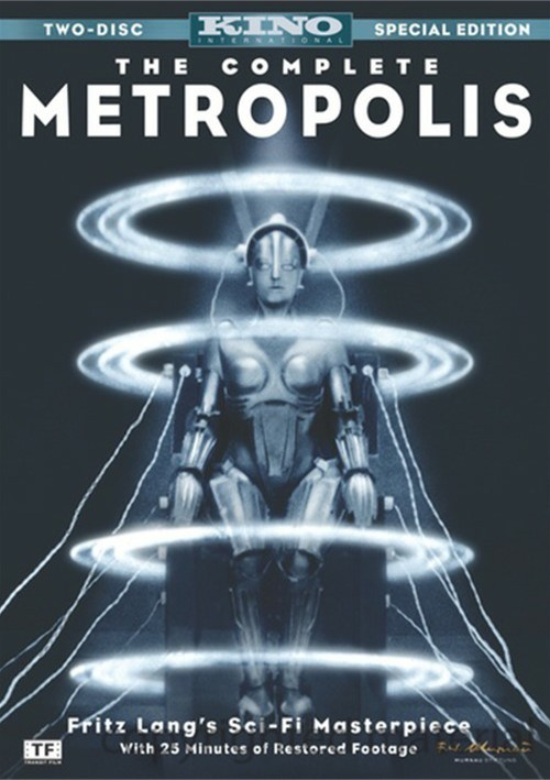 Complete Metropolis, The Movie