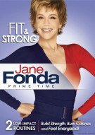 Jane Fonda Prime Time: Fit & Strong Movie