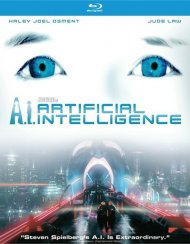 A.I. Artificial Intelligence Blu-ray