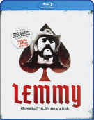 Lemmy: 49% Motherf**ker, 51% Son Of A Bitch Blu-ray