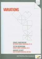 Diabelli, Handel & Bach Goldberg Variations Movie