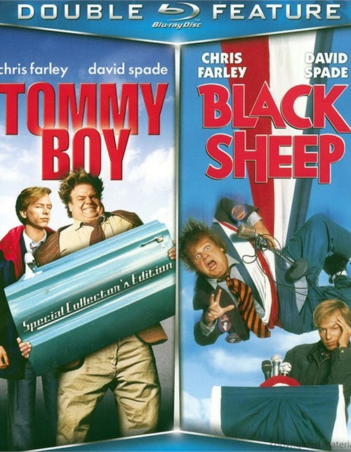 Black Sheep / Tommy Boy (2 Pack) Blu-ray