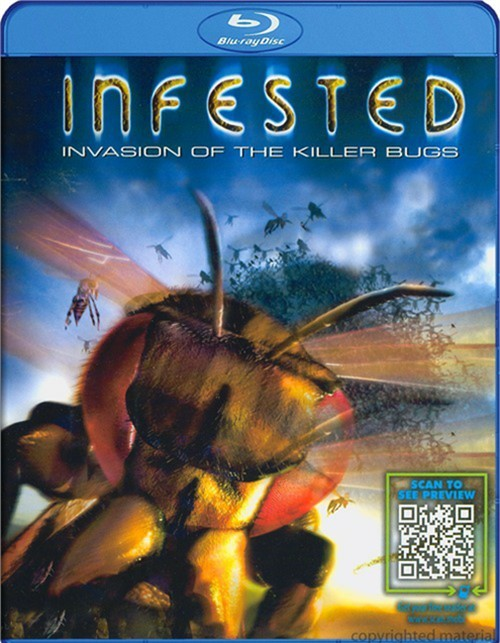 Infested Blu-ray