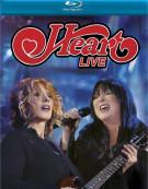 Heart: Live Blu-ray