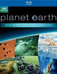 Planet Earth: Special Edition Blu-ray