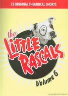 Little Rascals, The: Volume 6 Movie