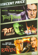 Tales Of Terror / The Pit And The Pendulum / The Raven (Triple Feature) Movie