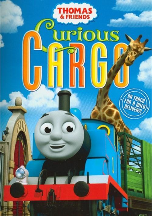 Thomas & Friends: Curious Cargo Movie