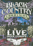 Black Country Communion: Live Over Europe Movie