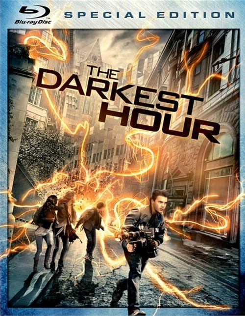Darkest Hour, The Blu-ray