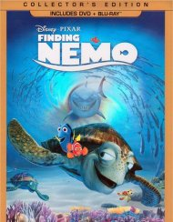 Finding Nemo: 3 Disc Collectors Edition (DVD + Blu-ray Combo) Blu-ray