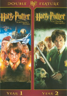 Harry Potter: Years 1 & 2 (Double Feature) Movie