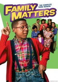 Family Matters: The Complete Third Season Movie