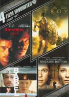 4 Film Favorites: Brad Pitt Movie
