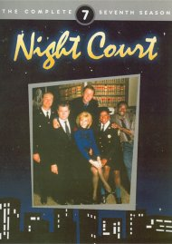 Night Court: The Complete Seventh Season Movie