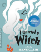 I Married A Witch: The Criterion Collection Blu-ray