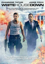 White House Down (DVD + UltraViolet) Movie