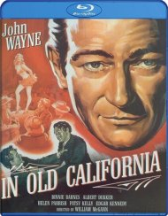 In Old California Blu-ray
