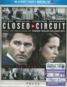 Closed Circuit (Blu-ray + DVD + UltraViolet) Blu-ray