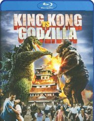King Kong Vs. Godzilla Blu-ray