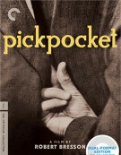 Pickpocket: The Criterion Collection (Blu-ray + DVD Combo) Blu-ray